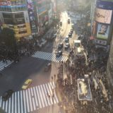 渋谷の穴場観光スポット!スクラブル交差点を一望!?東京面白スポット