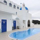 エーゲ海が国内に!?サントリーニ島を再現したリゾートホテル『ヴィラサントリーニ』がすごすぎる!?